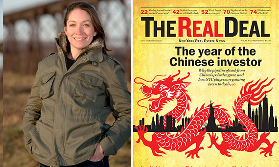 E.B. Solomont and The Real Deal's March 2015 cover