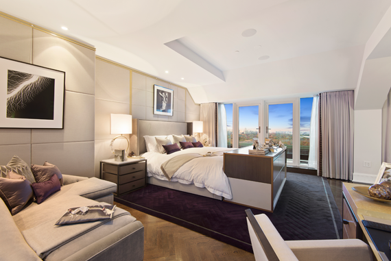 The penthouse's price has been reduced to $49 million