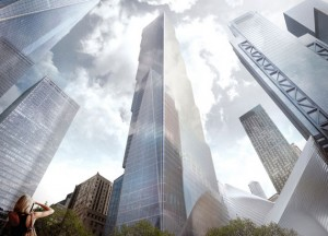 Two World Trade Center (Credit: DBOX)