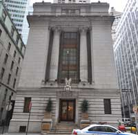 70 Broad Street in the Financial District