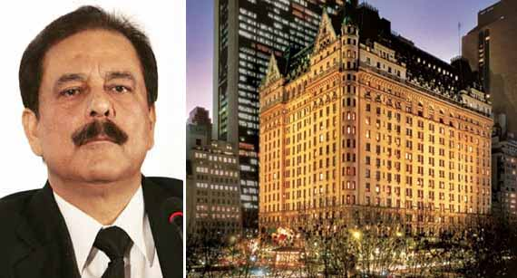 Subrata Roy and the Plaza Hotel on Central Park South