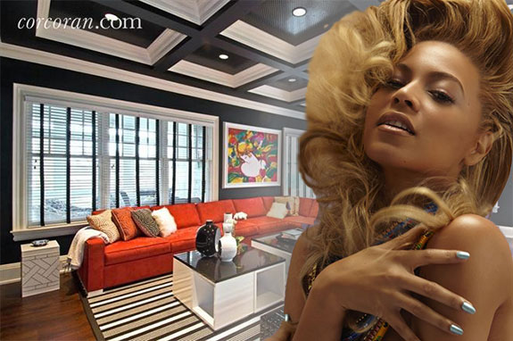 Beyonce and her former Hamptons summer rental