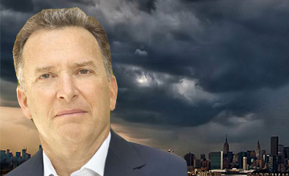 Steve Witkoff is warning of tough times ahead in the new development market