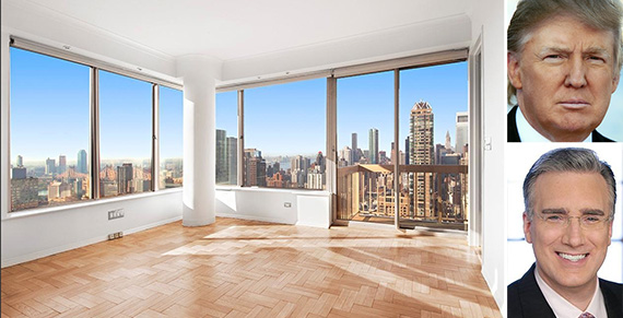 200 East 69th Street #40B in Trump Palace on the Upper East Side
