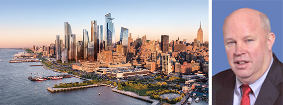 Hudson Yards and the MTA's Thomas Prendergast