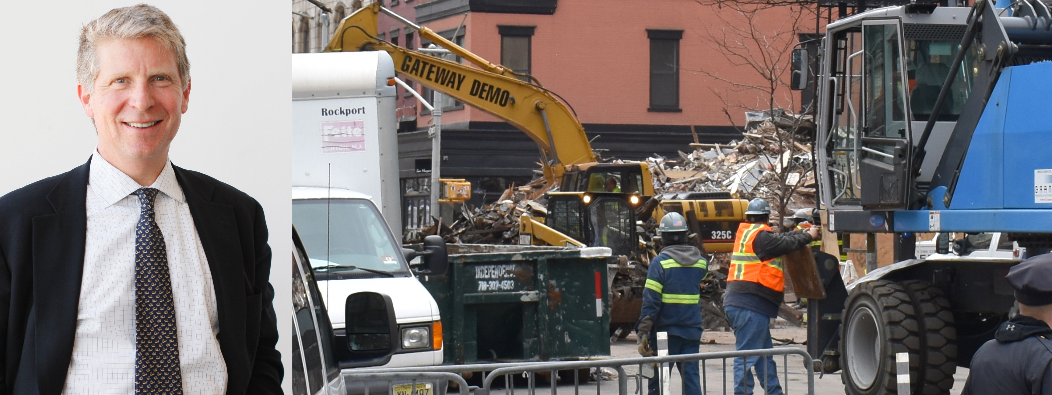 Cyrus Vance and the East Village gas explosion