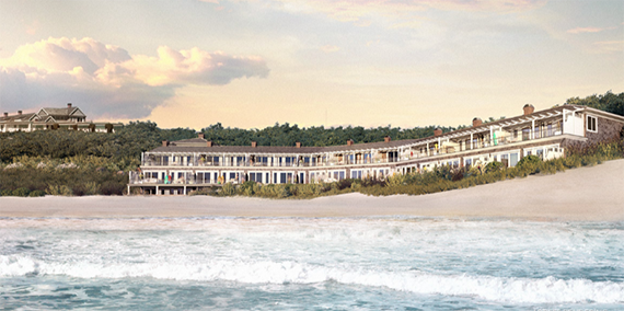 Residences at Gurney's at 270 Old Montauk Highway
