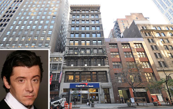 10 East 34th Street and Leo Tsimmer (inset)