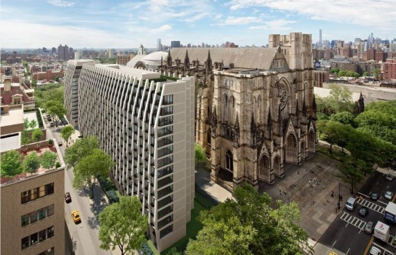 Enclave at the Cathedral at 400 West 113th Street
