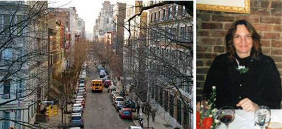 Lita Lepie and the Upper West Side