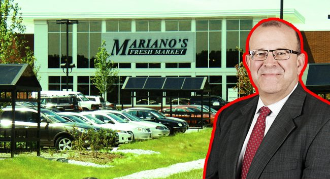 Arlington Heights Mariano S Sale Chicago Retail Market