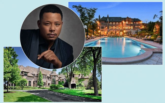 """Terrence E Deal >> Barrington Hills mansion seen on """"Empire"""" asking $9.5M"""