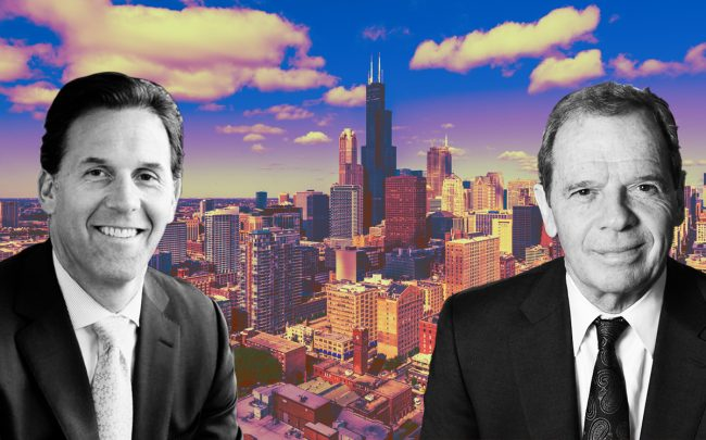 Related Midwest's Curt Bailey and Illinois Senate President John Cullerton (Credit: Senator Cullerton and iStock)