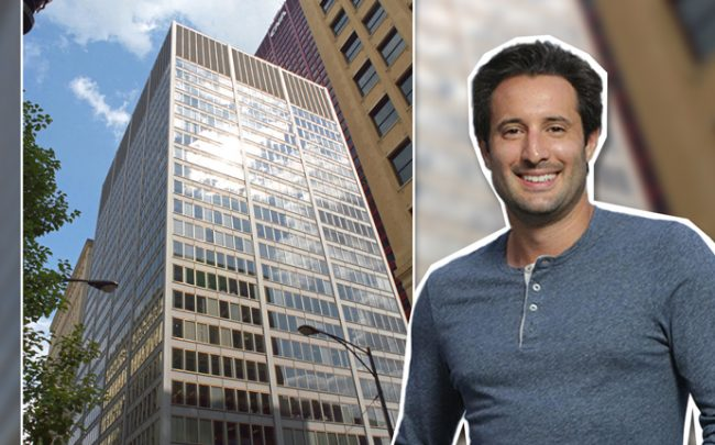 55 East Jackson and Marc Realty's David Ruttenberg