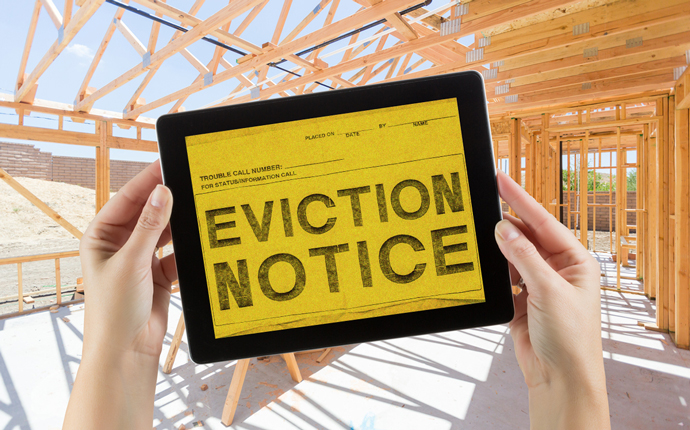 Landlords are encouraging evictions by undergoing renovation (Credit: iStock)