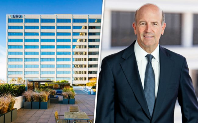 Towers at Emeryville and CEO of KBS Charles J. Schreiber Jr.