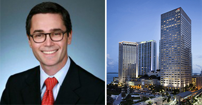 Angelo Bianco of Crocker Partners and the Miami Center