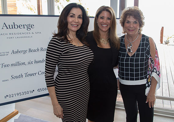 Auberge Fort Lauderdale hosts broker luncheon: PHOTOS