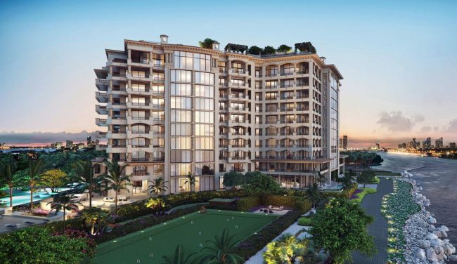 heinrich von hanau launches sales for luxury condo project on fisher island adonait. Black Bedroom Furniture Sets. Home Design Ideas
