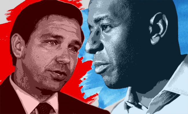 Gillum Concedes Gov Race To DeSantis, Extending GOP's Grip Over Sunshine State