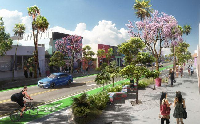 Planners unveil a greener and more pedestrian-friendly Wynwood