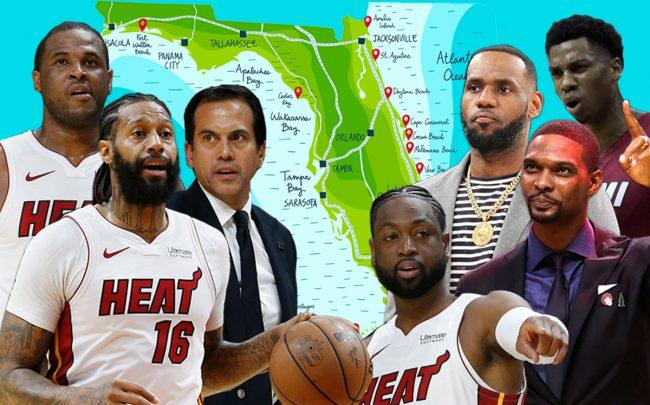 huge selection of 29888 9bd19 Here's where Heat players own property in South Florida
