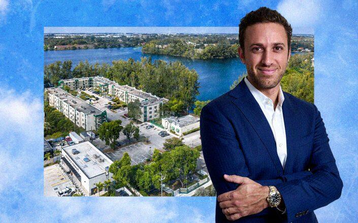 Leon Ojalvo with Blue Lake Village Apartments (SRE Commercial Group)