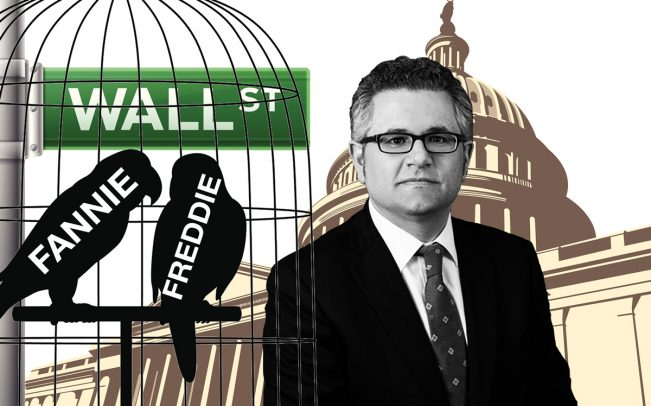 FHFA director Mark Calabria is ready to set Fannie and Freddie free, while Wall Street worries about potential risks.