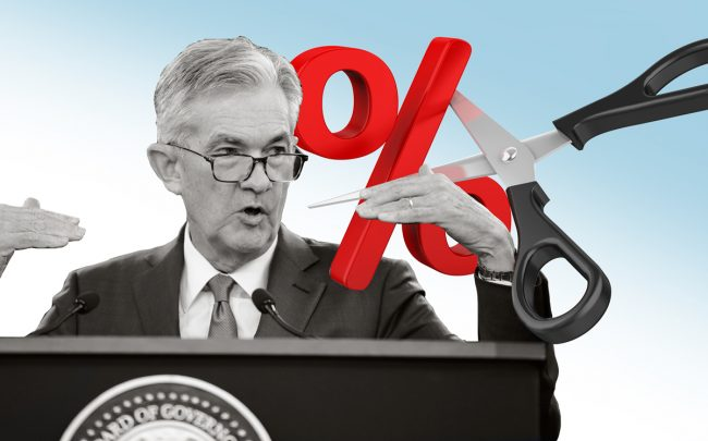 Federal Reserve Chairman Jerome Powell (Credit: Getty Images)