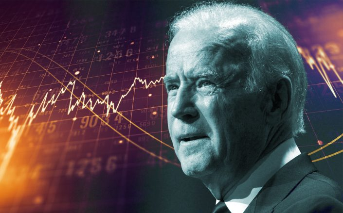 News of President-elect Biden's $1.9T stimulus plan held promise for employment and economic activity. (Getty)