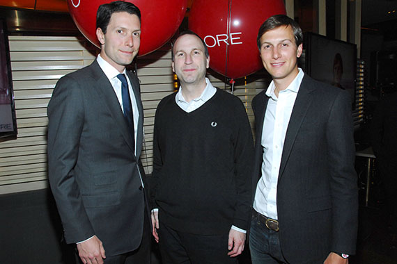New York Observer Hosts the Launch of Core's 61st and Madison Office