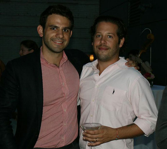 Frank Giordano and Anthony Serino of Town Residential