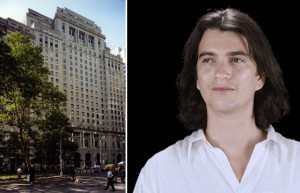 Adam Neumann and 25 Broadway