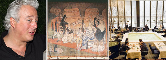 """Aby Rosen, Picasso's """"Le Tricorne"""" and the Four Seasons Restaurant"""