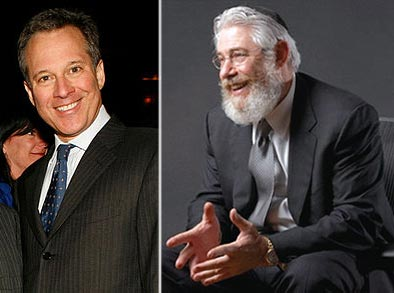 From left: Eric Schneiderman and