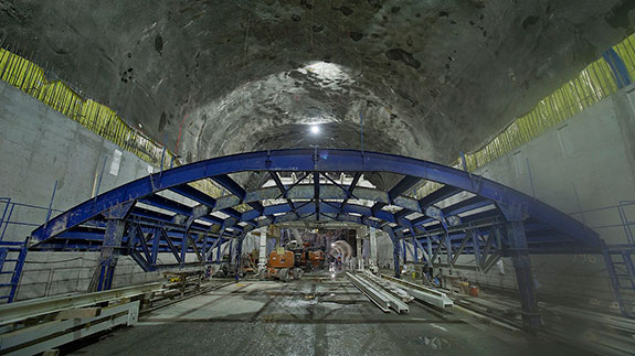At $2.23 billion per mile, the Second Avenue subway is one of the most expensive projects of its kind in the world.