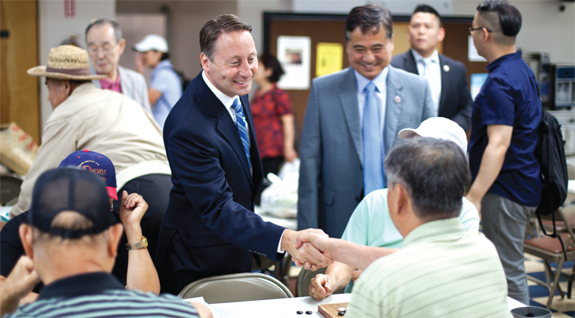 Rob Astorino, the Westchester County Executive and GOP gubernatorial candidate