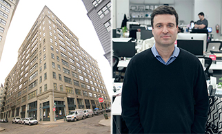 From left: 45 Main Street and Huge CEO Aaron Shapiro