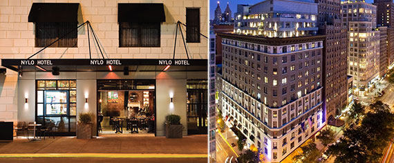 NYLO Hotel at 77th and Broadway
