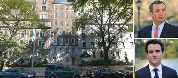 The townhouse at 1143 Fifth Avenue, Jed Garfield and Francis O'Shea