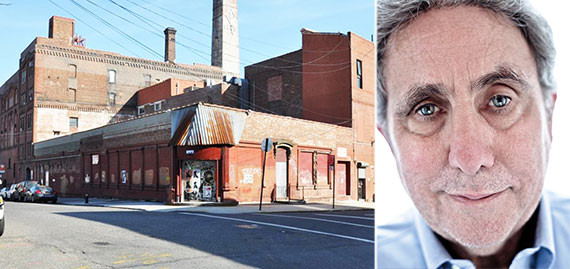 From left: 7 Bushwick Place and Jeffery Gural