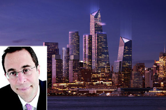 Hudson Yards and Related Companies' Jeff Blau