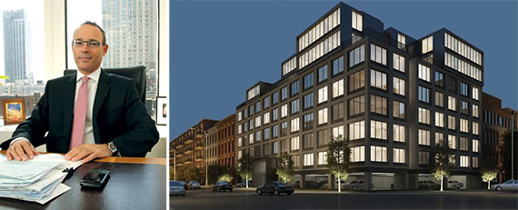 From left: Miki Naftali and The Bergen in Boerum Hill