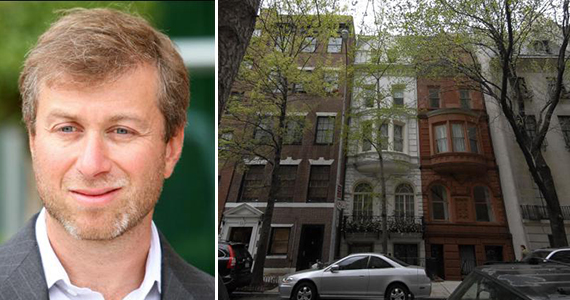 Roman Abramovich and 11-15 East 75th Street
