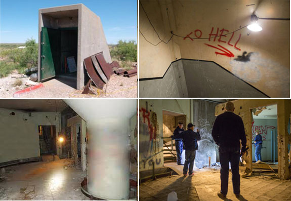 A missile silo on the market in Roswell, N.M.