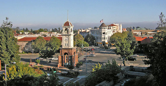 The Santa Cruz-Watsonville, California, metro area is one of the country's most expensive places to live