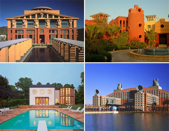 Buildings designed by Michael Graves