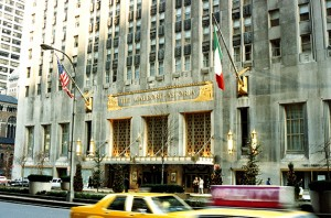 The Waldorf-Astoria Hotel