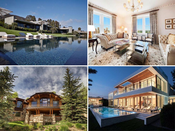 The most expensive rentals in the U.S.