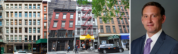 77 Reade Street in Tribeca, 213 West 28th Street in Chelsea and Eran Polack of HAP